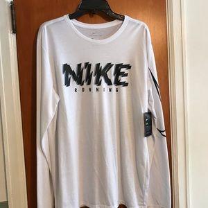 Nike Shirts - Men's Nike long sleeve shirt. NWT